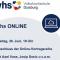 Bilanz: 10 Wochen VHS Online Kurzvorträge