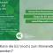 Kann die EU (noch) zum Klimaretter werden?