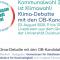 Klima-Debatte mit den OB-Kandidaten – Essen